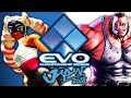 Craziest Moments from EVO Japan 2018