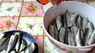 Вкусно   САЛАКА Тушеная с Овощами в Томатном Соусе РЫБА Тушеная
