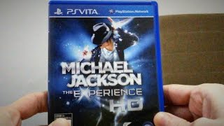 PS Vita - Michael Jackson The Experience HD