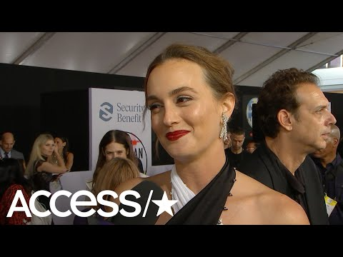 AMAs 2018: Leighton Meester Reveals How She Learned About 'The Birds & The Bees'  Access