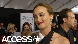 AMAs 2018: Leighton Meester Reveals How She Learned About 'The Birds & The Bees' | Access