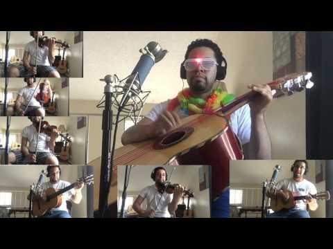 la bikina (vihuela, guitarron, guitar, violin)
