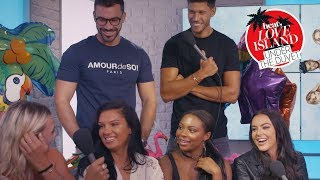 Love Islanders reveal who they really wished they had coupled up #LoveIsland Q&A
