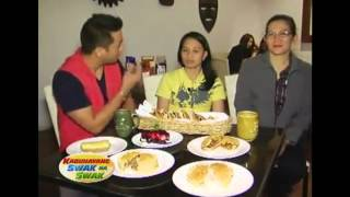 Bag Of Beans Tagaytay on ABS CBN Kabuhayang Swak na Swak July 28 2012