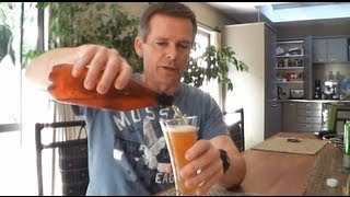 Centennial Pale Ale - Full Extract Small Batch Homebrew Beer - Taste Test and Recipe