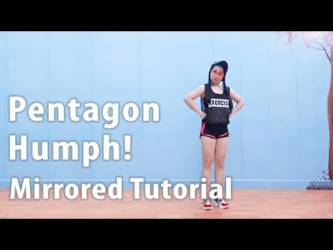 [Tutorial] PENTAGON 'Humph!' (Random Play Dance) ♡ ChunActive