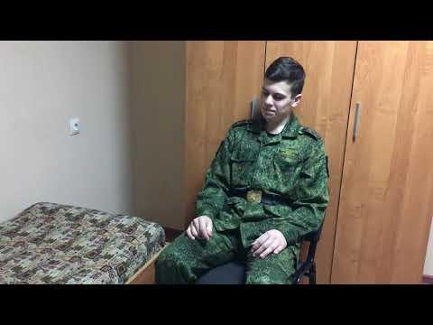 Один день из жизни кадета Кировского кадетского корпуса.