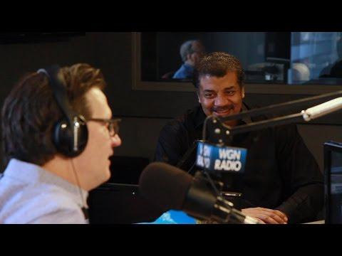 John Williams Interviews Neil deGrasse Tyson