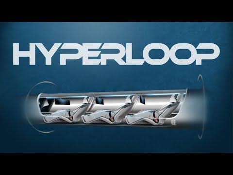 HYPERLOOP ¡El Tren Supersónico del Futuro es REAL!