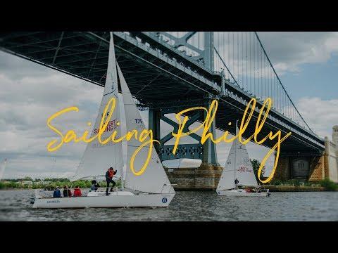 Sailing Club shows me a side of Philadelphia I've never seen