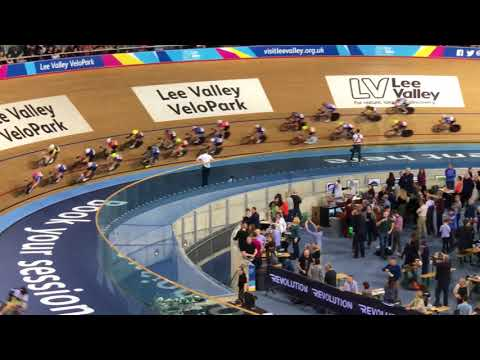 2017 revolution futurestars girls 6 lap dash race