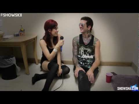 SHOWSKII INTERVIEWS AUSTIN CARLILE [WATCH IN 1080P HD]