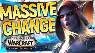 Lich King Destroyed Wow Shadowland's Is Sylvanas's Plan - What It All Means  Cinematic Breakdown