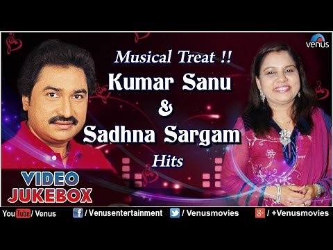 Best Of Sadhana Sargam ~ Bollywood Best 90's Songs
