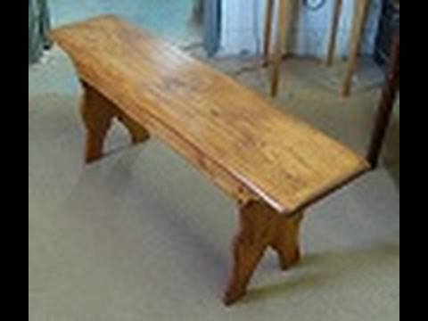 Make A 5 Board Bench With Charles Neil Youtube