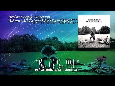Run Of The Mill - George Harrison (1970) HD FLAC