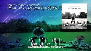 Run Of The Mill - George Harrison (Remaster HD 1080p)