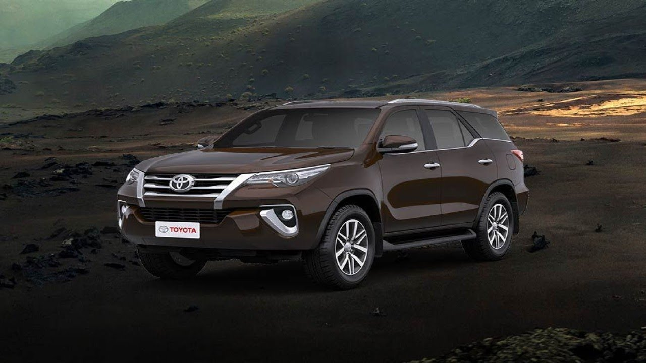 Toyota Fortuner New Model Car Specs Wallpaper Hd Youtube