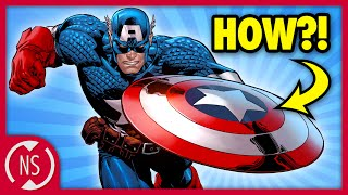 How Does CAPTAIN AMERICA's Shield Always Come Back to Him?    NerdSync