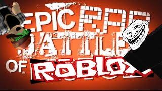 ROBLOX RAP BATTLES: Troll VS Oder
