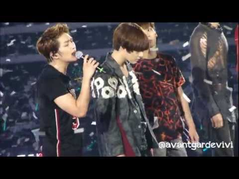 [HD 1080p/FANCAM] 121208 Shinee World Concert Ⅱ in Singapore: The name I loved [ONEW focus]