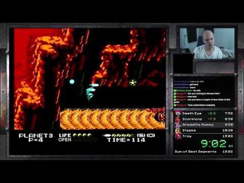 Street Fighter 2010 :: Speedrun :: 18:42 (WR) :: any%