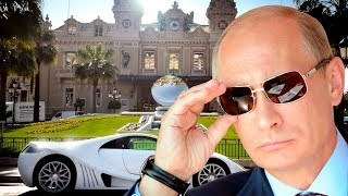 The Most Beautiful and Expensive Mansions of Vladimir Putin 2017