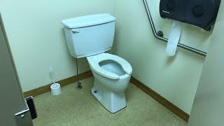 Elks Hall Men's Washroom Full Shoot