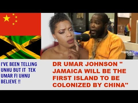 JAMAICA WILL BE THE FIRST ISLAND TO BE COLONIZED BY CHINA