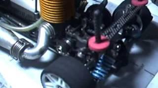 Winning Car of JP Reyes Mugen MTX4 RB Concept for the 2007 TITAN CUP