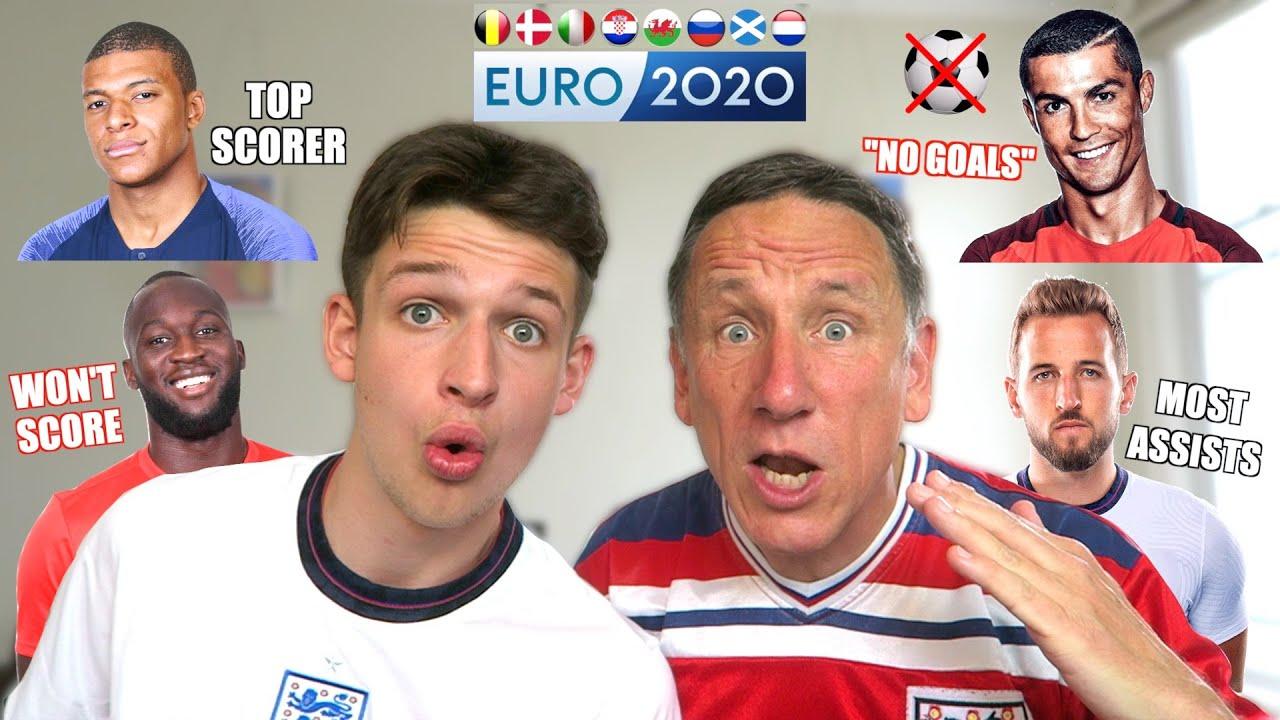 OUR EURO 2020 TOP SCORER PREDICTIONS