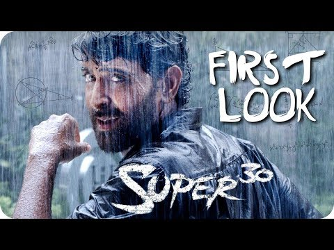 Super 30 || First Look Poster || Trailer Date Out || Hrithik Roshan || Mrunal Thakur