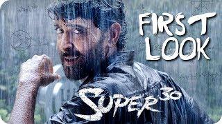 Super 30 || First Look Poster || Trailer Date Out || Hrithik Roshan || Mrunal Thakur