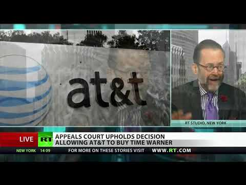 AT&T, Time Warner merger benefits consumers - court