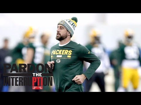 Aaron Rodgers has earned right for Packers to let him return early   Pardon The Interruption   ESPN