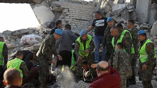 Terremoto in Albania: morti e dispersi, gravi danni agli edifici di Durazzo