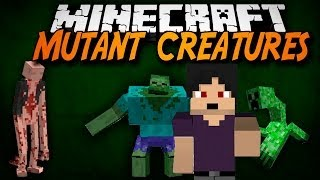 Скачать моды на майнкрафт 1.7.10 mutant creatures