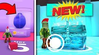 NEW AREA + TIER 5 EGG! * POLAR BEAR Pet * (Roblox Pet Simulator)