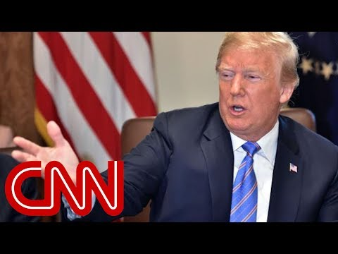 Trump again questions the entire point of NATO