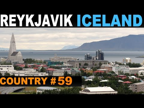 A Tourist's Guide to Reykjavik, Iceland