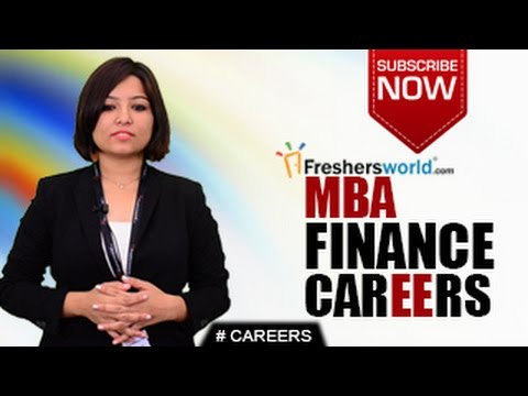 CAREERS IN MBA FINANCE – BBM,CAT,Business Schools,Top Recrui