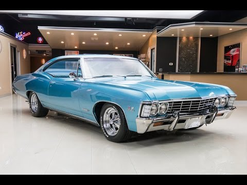 1967 Chevrolet Impala SS For Sale