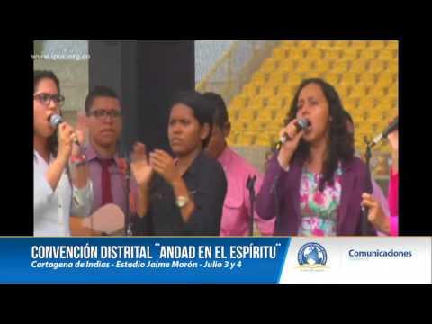 Convención Cartagena ANDAD EN EL ESPÍRITU - Domingo PM