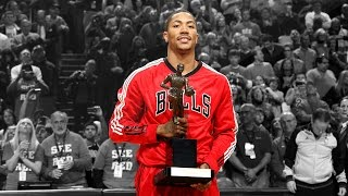 Derrick Rose Injury Compilation