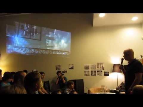 О Saber Interactive c Андреем Ионесом на Game night