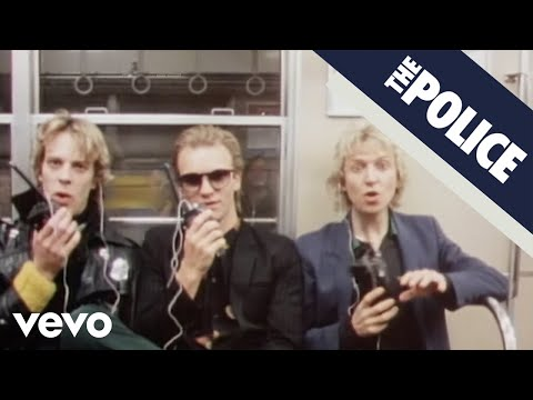 The Police - So Lonely (Official Video)