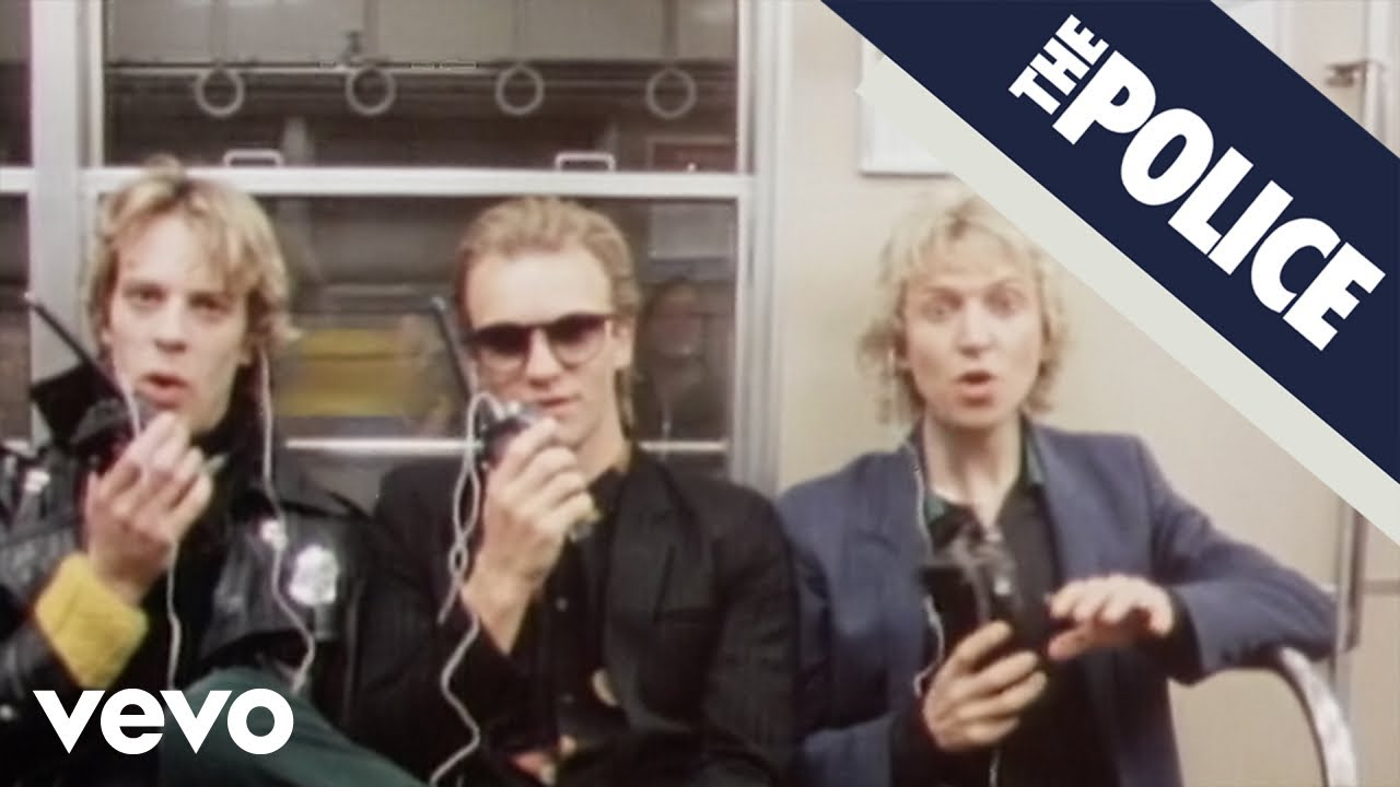 The Police - So Lonely