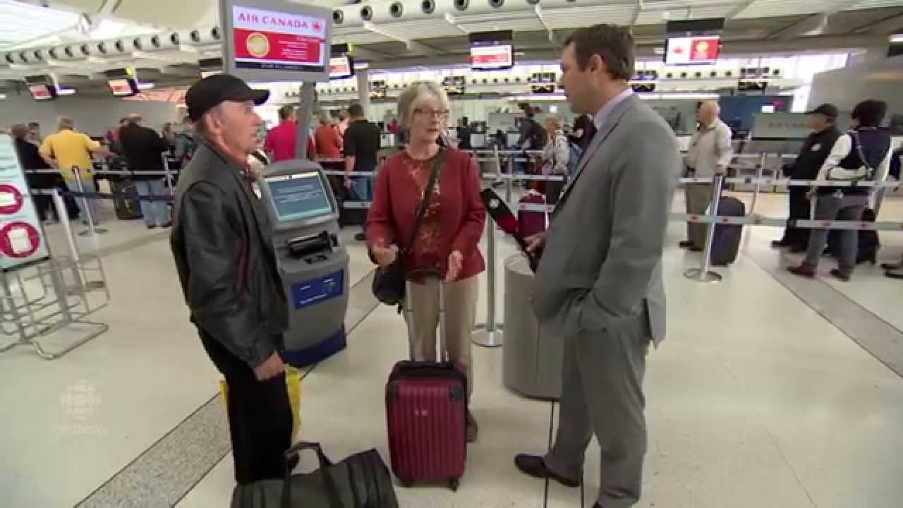 7e8f8cdd774f How to pass Air Canada s carry-on bag test - YouTube