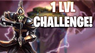 1 LVL CHALLENGE!