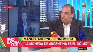 """Manuel Adorni en """"Involucrados"""" con Mariano Iúdica, por América - 25/04/19"""